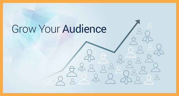 grow with audience