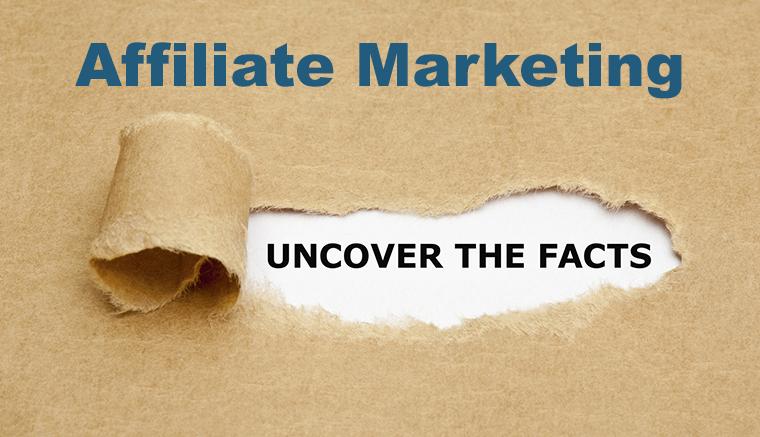 affiliate marketing myths