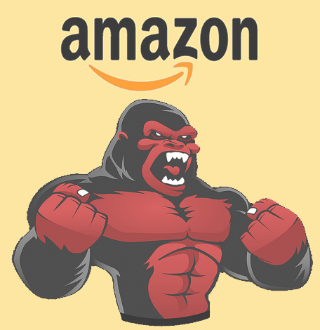 amazon 800lb gorilla