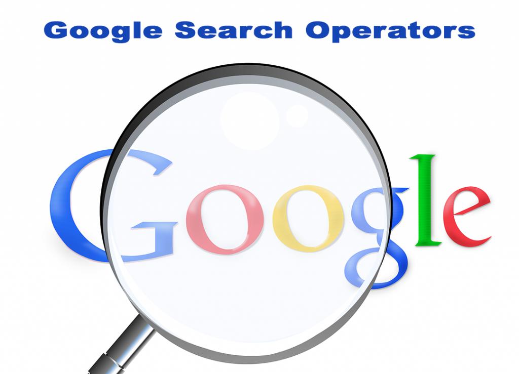 google search operators for seo