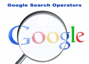 google search operators for seo