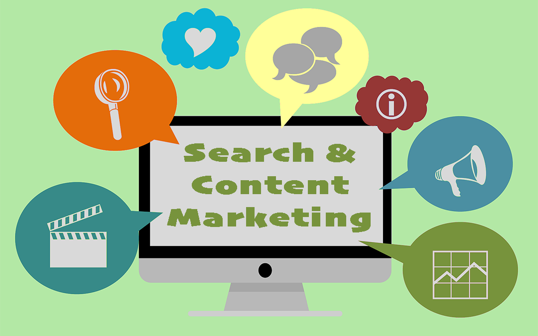 Search & Content Marketing – The Key to an Affiliate Marketer's Success