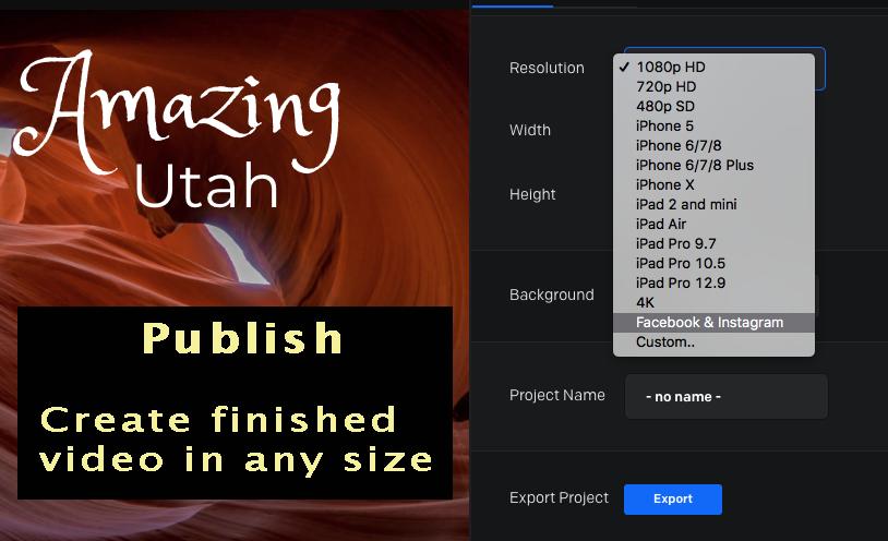 create editor publish
