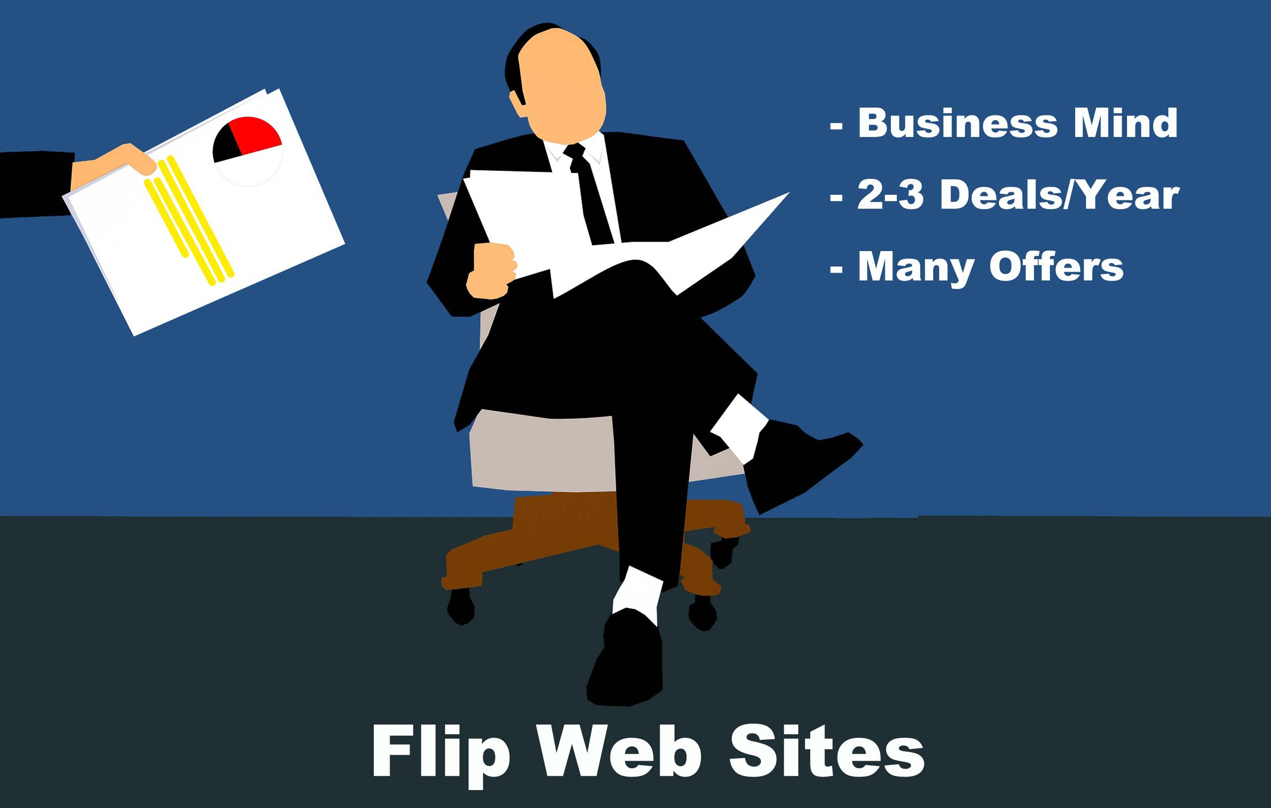 flipping web sites