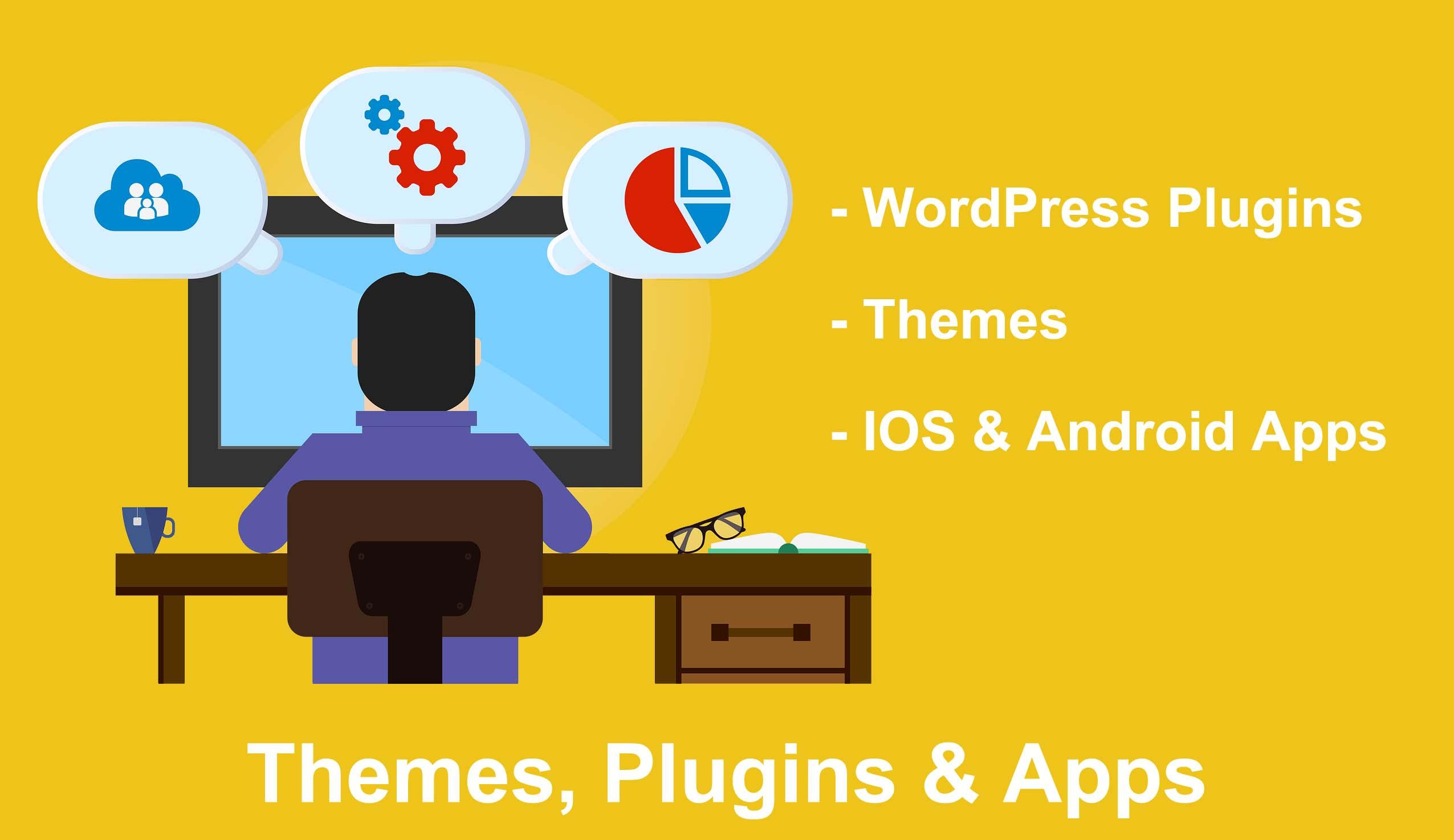 theme plugin app