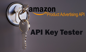 Amazon PA-API Key Tester