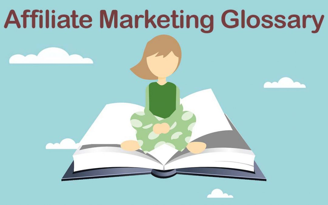 affiliate marketing glossary terms