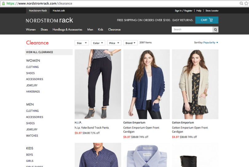 Nordstrom Affiliate Program – Excellent Choice for Fashion Bloggers
