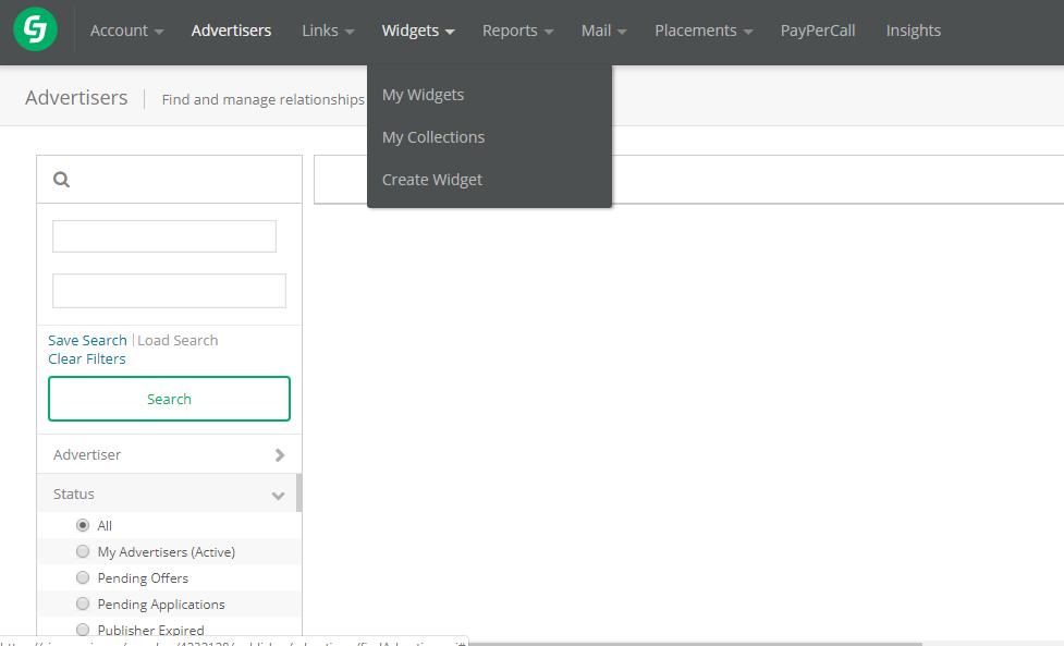 gap affiliate tools