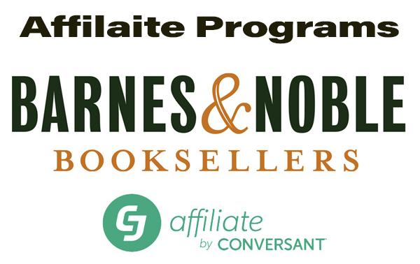 Barnes and Noble Affiliate Program vs. Amazon for Books.