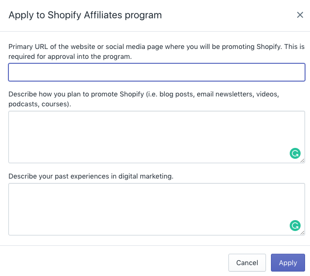shopify-affiliate-app
