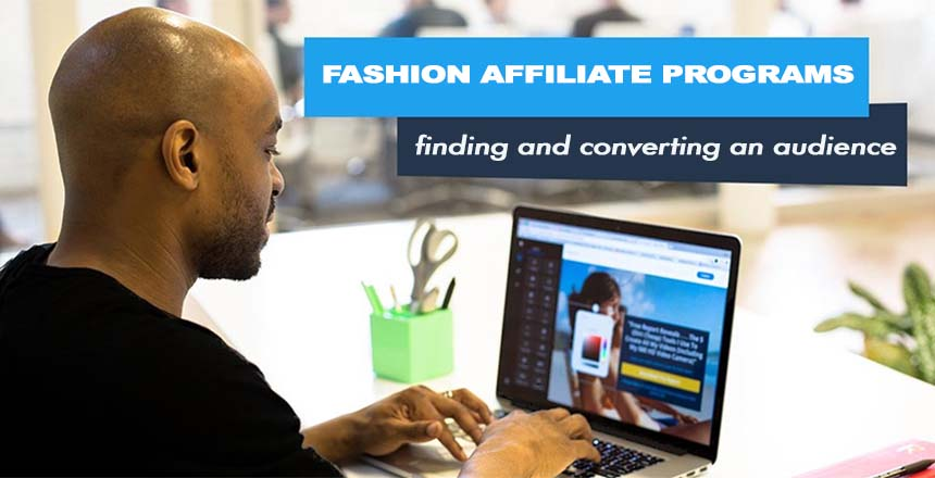 marketing fashion as an affiliate