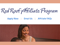 red roof inn affiliate program