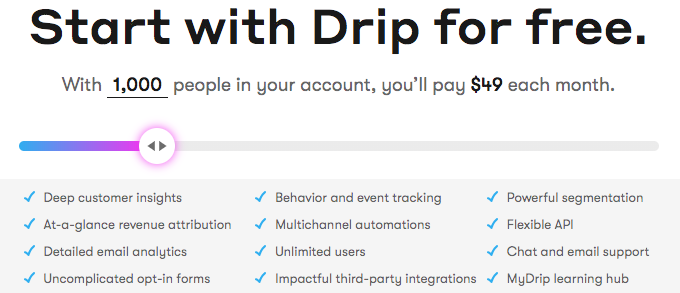 drip-pricing