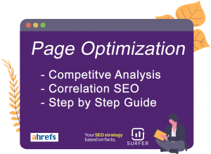 page optimization