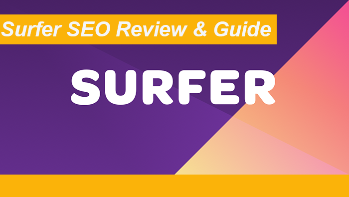 surfer seo review and guide