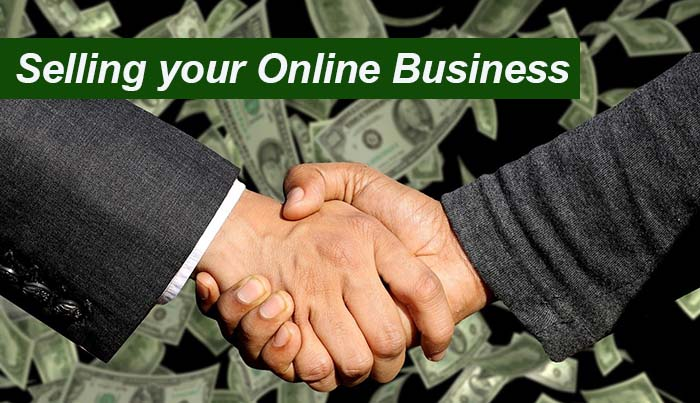 selling online business