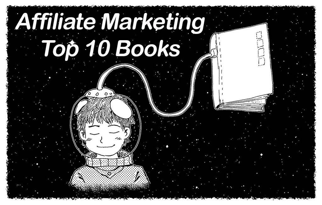 affiliate top 10 books