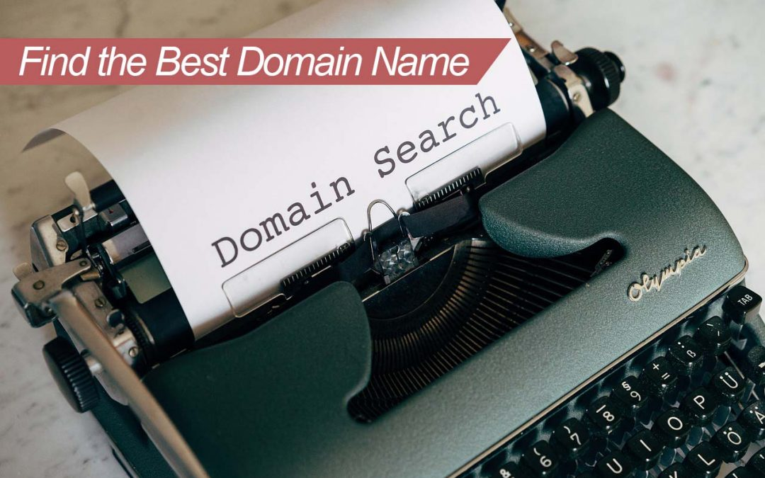 find best domain name