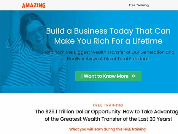 Amazing Selling Machine Affiliate Program