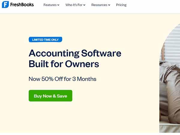 FreshBooks Affiliate Program