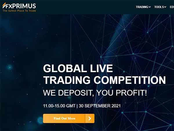 FxPrimus Affiliate Program