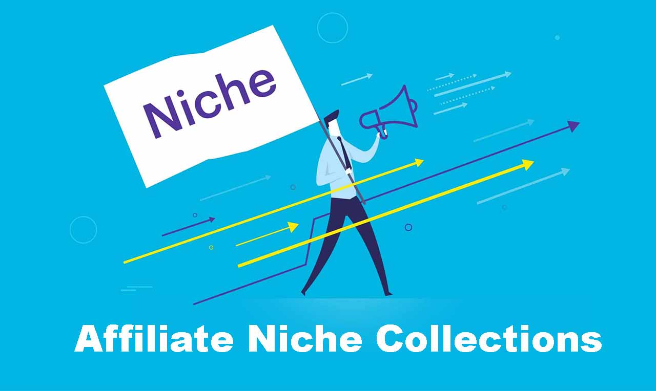 affiliate niche collections