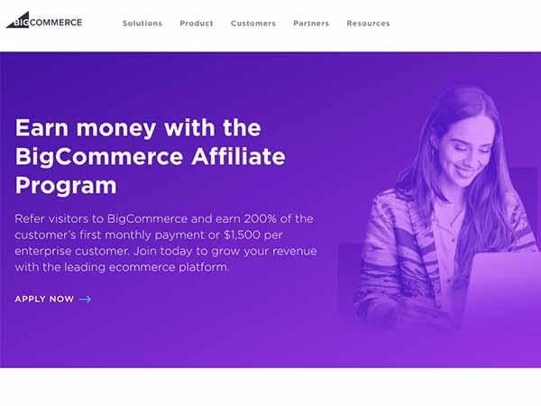 big commerce affiliate program