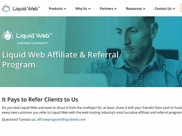 liquid web affiliate program