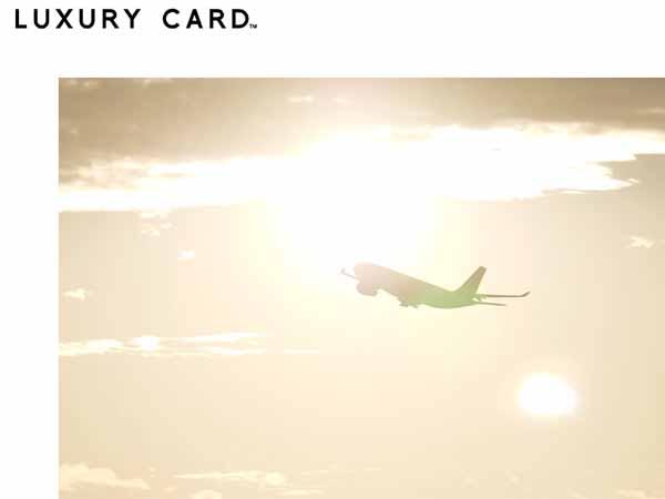luxury card affiliate program