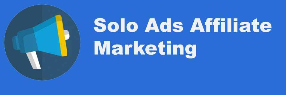 solo ads affiliate marketing